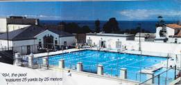 Laguna Beach High School & Community Pool back when it first opened in 1994